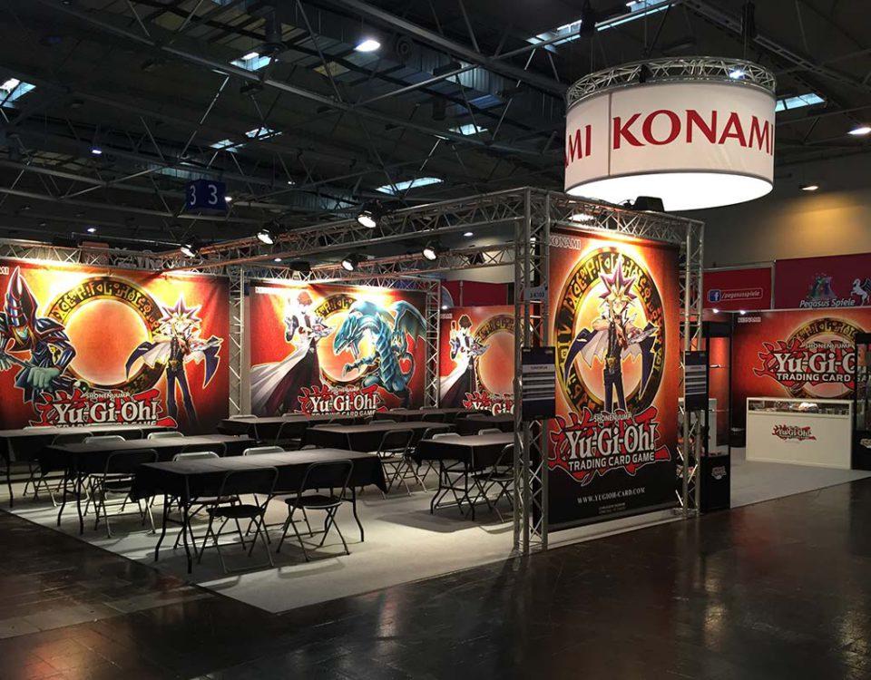 Dazzle Events Case Konami Uitgelicht